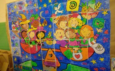 L'escola Puig Drau comença l'any amb Comerç Just
